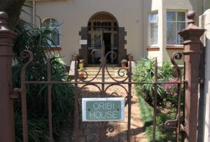Oribi House